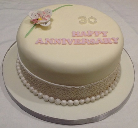 Anniversary Cakes Beautiful And Unique Hand Crafted Cakes And Cupcakes