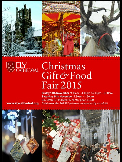 Hand Crafted Cupcakes At Ely Cathedral Christmas Food And