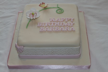 Flowers Cakes And Cupcakes Beautiful And Unique Hand