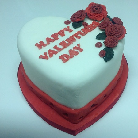 Valentines cakes and cupcakes - Beautiful and unique Hand ...